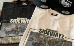 BigMannie Official 【 SIDEWAYZ Tシャツ 】